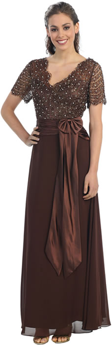 robe de soiree cocktail longue 01572marron.jpg