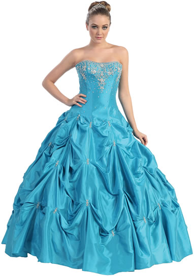 robes gallery robe soiree mariage princesse 01714d turquoise