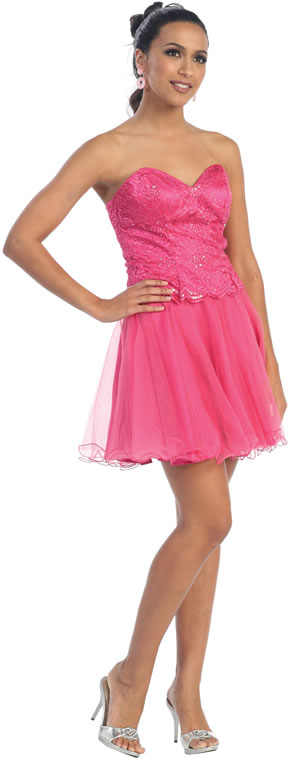 robesgallery robe courte soiree  cocktail 052306d fuchsia.jpg